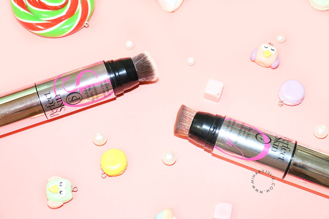 Perfect Skin One Shot Cover Stick Foundation Review