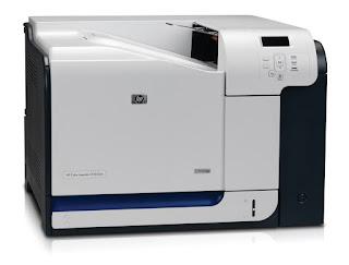 HP Color LaserJet CP3525dn Driver Download