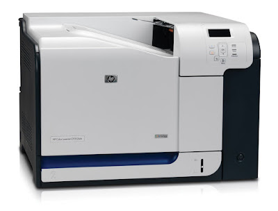 HP Color LaserJet CP3525dn Driver Download