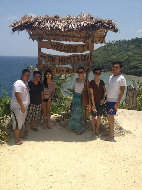 Hermit's Cove in Aloguinsan Cebu