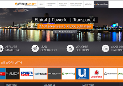 Affiliate Window has all the right ingredients for both advertisers and publishers
