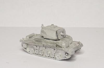 BRV7 - A10 Mk I / Cruiser Mk II (Vickers)