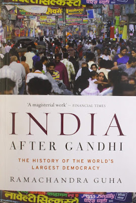 INDIA AFTER GANDHI BY Ramchandra Guha