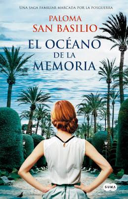 LIBRO - El océano de la memoria : Paloma San Basilio (Suma de Letras - 5 Mayo 2016) | NOVELA Edición papel & digital ebook kindle Comprar en Amazon España