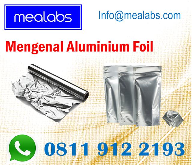 Mengenal Aluminium Foil