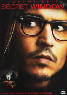 Stephen King Movie, Stephen King DVD, Secret Window, Johnny Depp, Stephen King Store