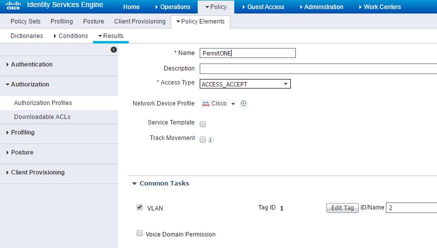 NetWrx IMO: Single SSID - Multi VLAN - FlexConnect