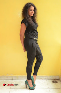 Sonia Deepti Pictures in Black Dress at Chinni Chinni Asalu Nalo Regene Platinum Disc Function  0147.JPG