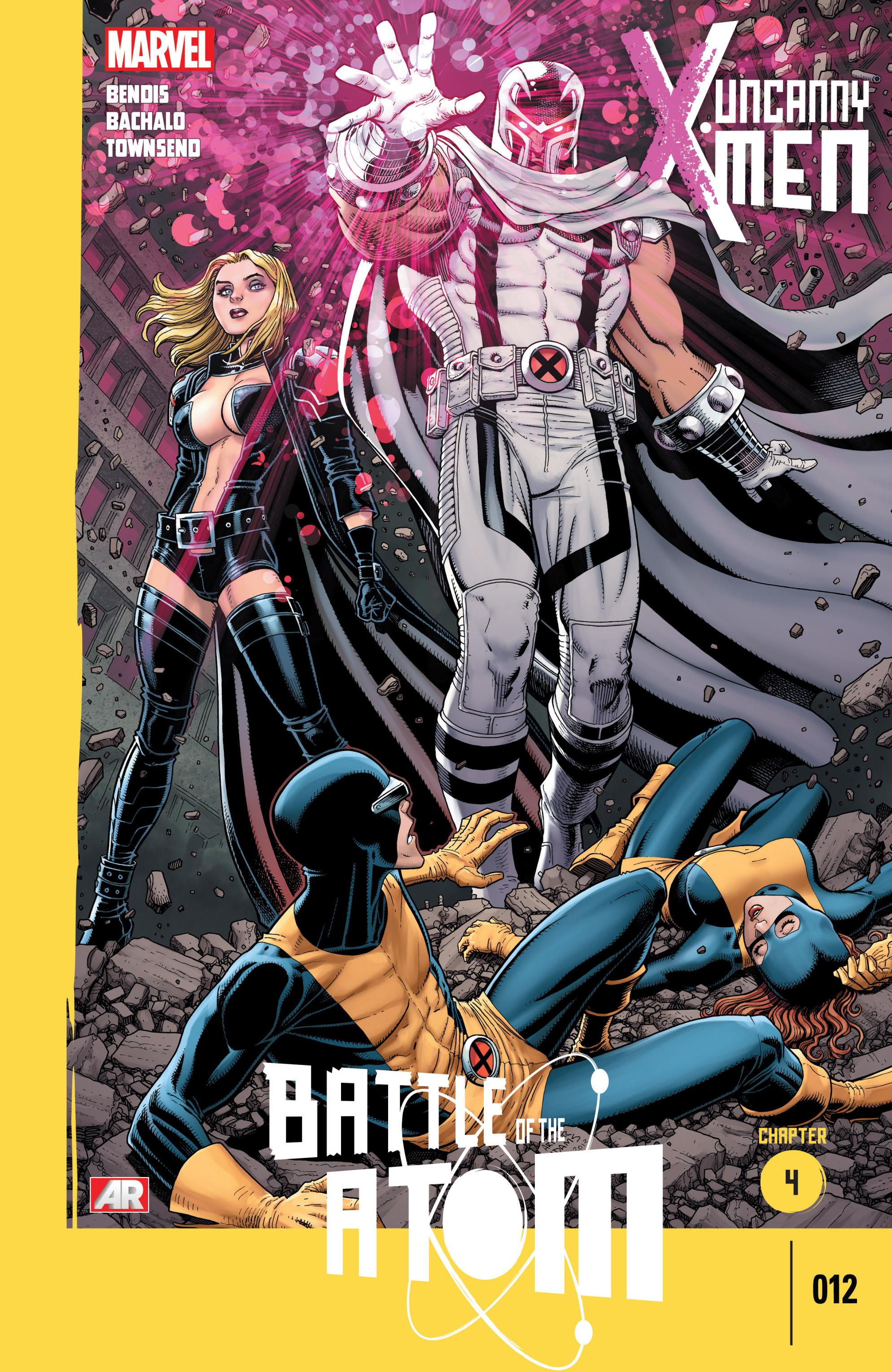 Read online Uncanny X-Men (2013) comic -  Issue #12 - 1
