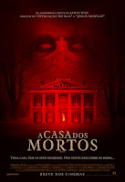 Resenha e cartaz do filme A Casa dos Mortos, de Will Canon