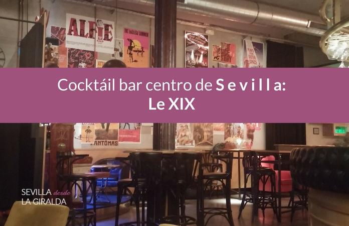 Cóctel bar Le XIX