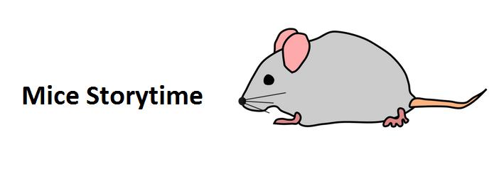 Toddler Storytime Mice Theme
