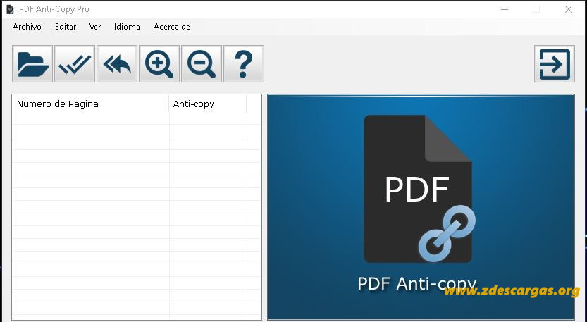 PDF Anti-Copy Pro Full Español