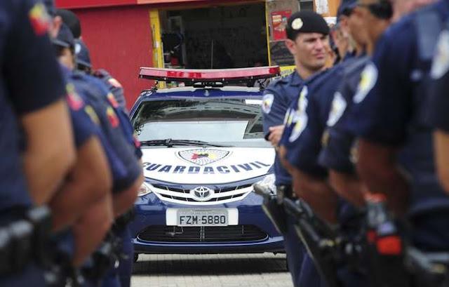 Guarda Civil de Sorocaba apreende 18 mil porções de drogas no primeiro semestre