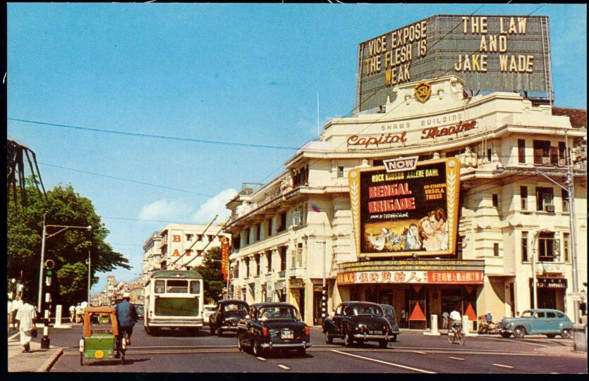 Rare Color Photos Of Singapore From The 1950s And 1960s