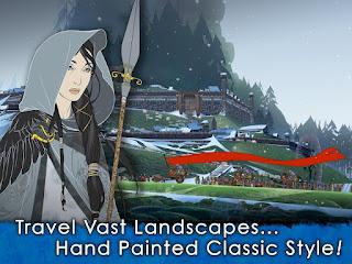 Adalah sebuah game yang menunjukkan kisah epic fantasy yang sangat kental dengan unsur mito Unduh Game Android Gratis The Banner Saga apk + obb