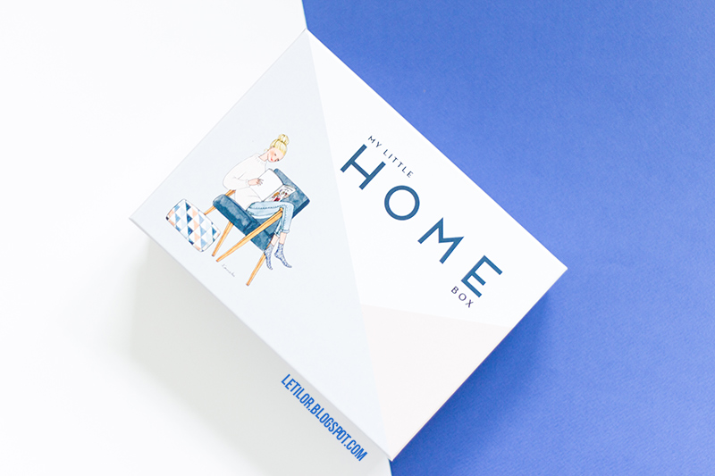 My little home box - my little box février 2016 - unboxing