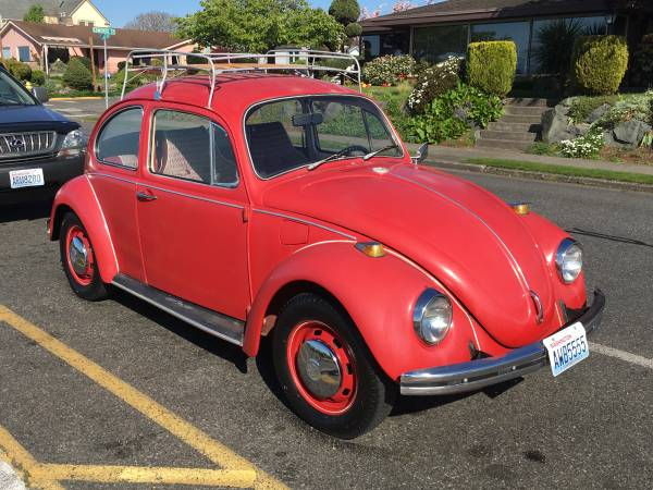 1969 Volkswagen Bug For Sale - Buy Classic Volks