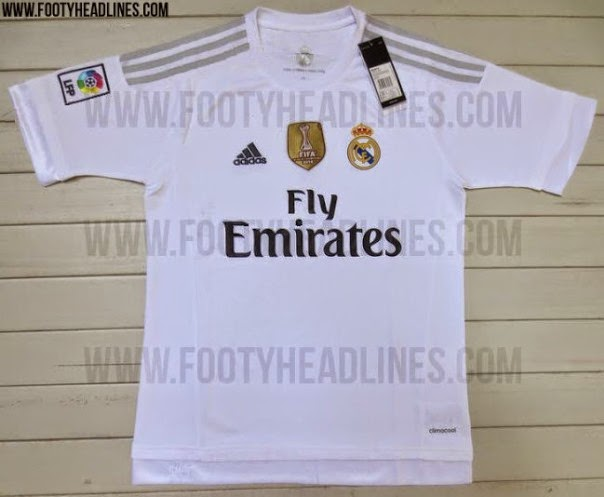 150bfb6951dde Filtrada la Camiseta Adidas del Real Madrid 2015 2016 - Nuevo Fútbol