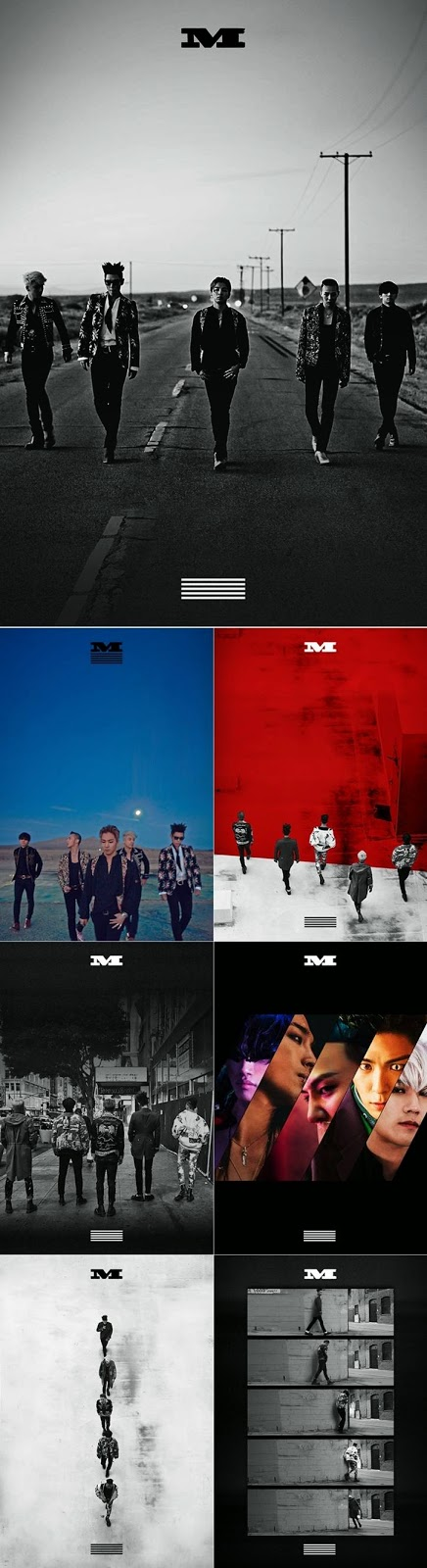 Romanization Hangul english translation Bigbang M Big Bang Loser Music Video Lyrics Photo G Dragon TOP G-Dragon T.O.P Taeyang Daesung Seungri YG Entertainment MADE SERIES M Hangul Romanization enjoy korea hui k-pop