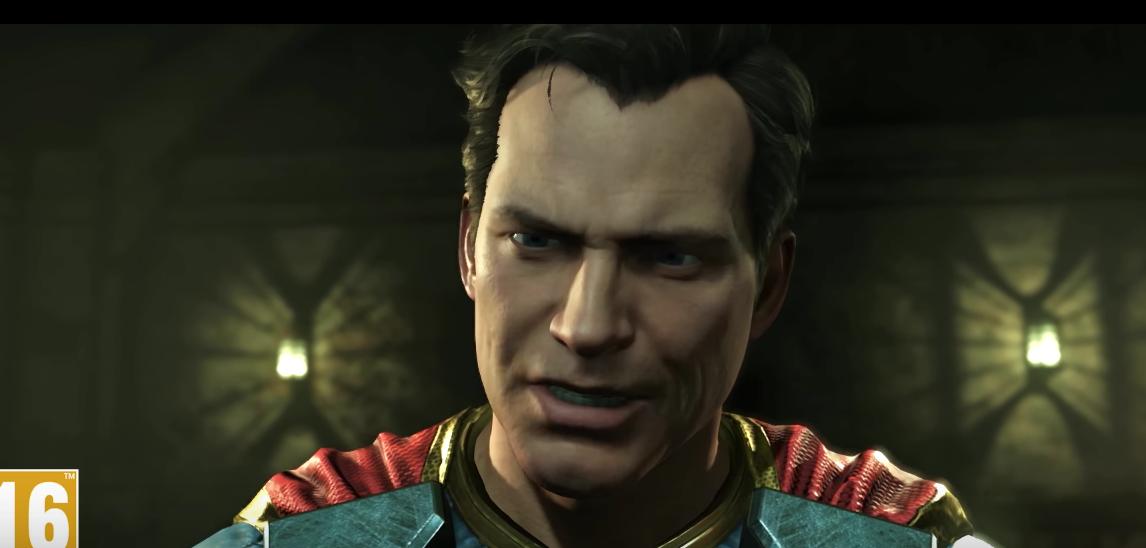Injustice 2 nos presenta a Superman y su historia, ¡el régimen resurge!