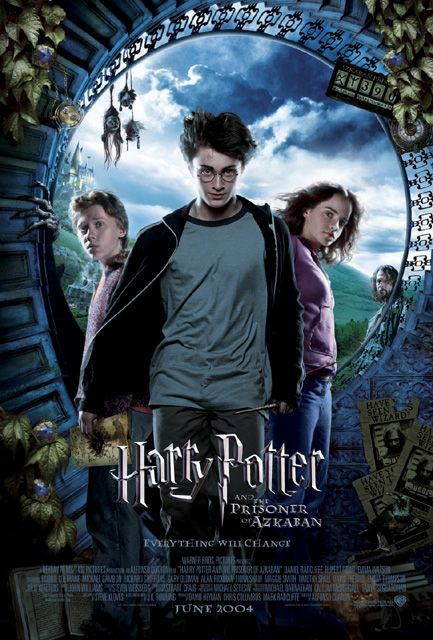 Harry Potter Prisoner fo Azkaban poster