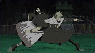 โทบิ vs มินาโตะ
