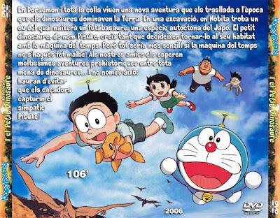 Doraemon i el petit dinosaure - [2006]