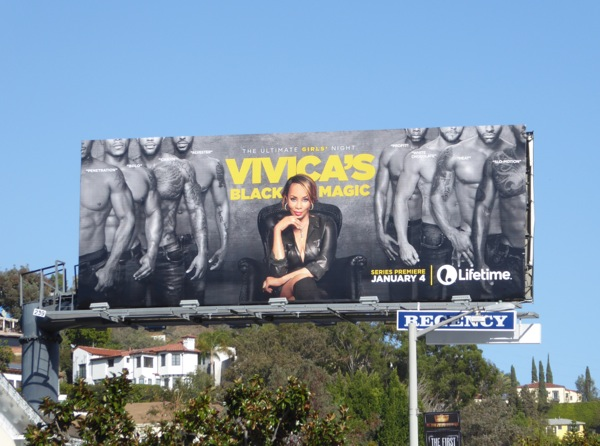 Vivicas Black Magic season 1 billboard