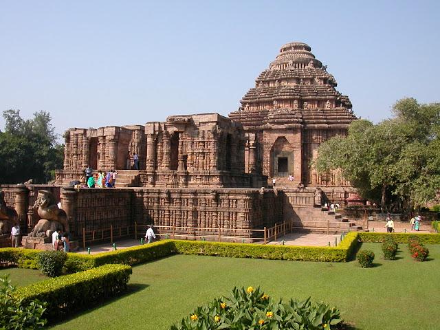 Konark Temple,Odisha