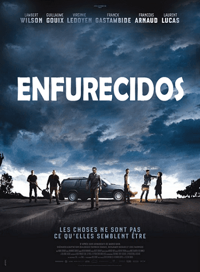 Enfurecidos Torrent – BluRay 720p e 1080p Dual Áudio (2016)