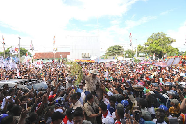Kontra Charta Politika, Ini Hasil Survei Internal BPN Prabowo-Sandi