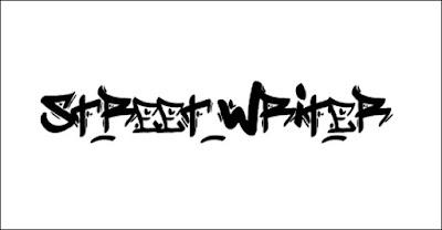 Street Writer Free Font Graffiti