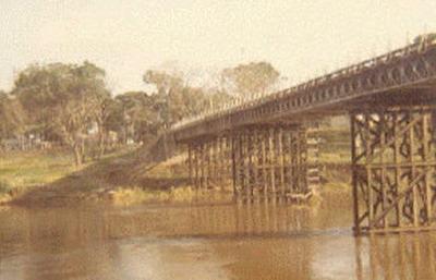 Lời giã từ. Sông ĐăkBla.