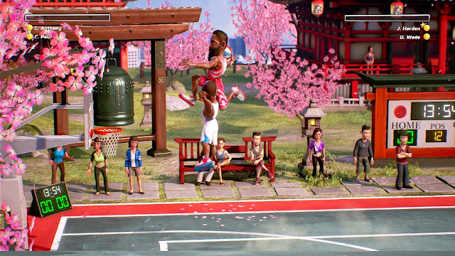 NBA Playgrounds PC Free Download Screenshot 2