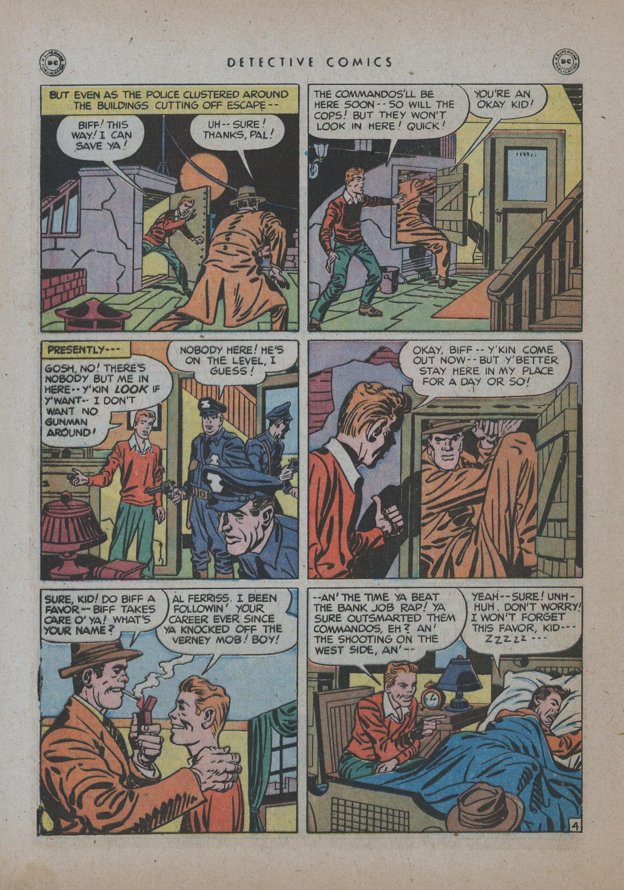 Read online Detective Comics (1937) comic -  Issue #137 - 40