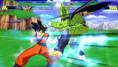 Download Dragon Ball Z Shin Budokai PPSSP