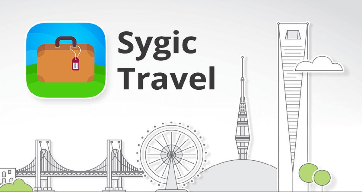 تطبيق الملاحة بدون انترنت Sygic PRO مدفوع للأندرويد - تحميل
