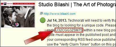 Verify claim token