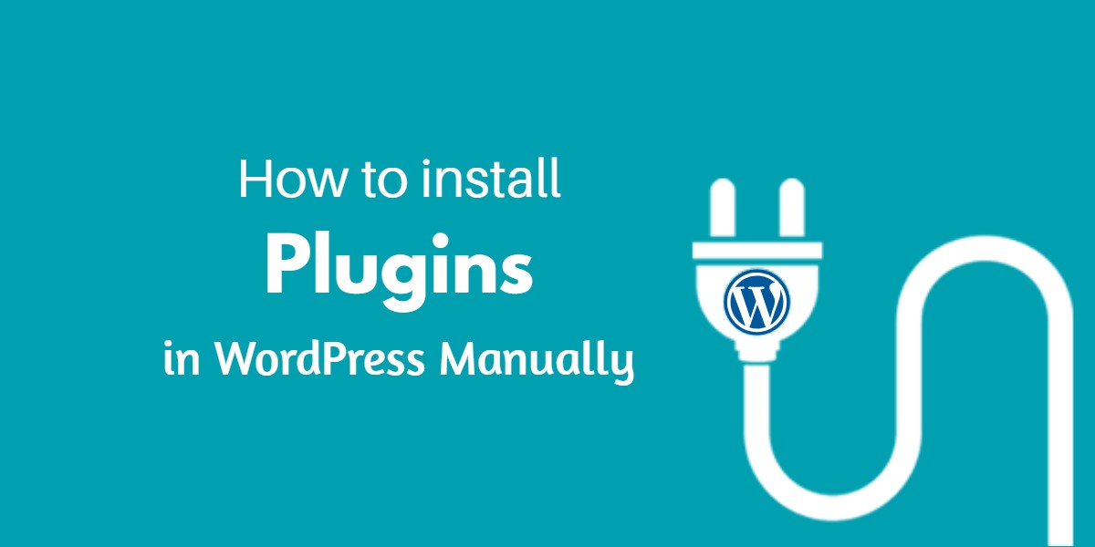How to install in WordPress Manually