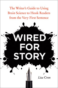 Portada de Wired for Story, de Lisa Cron