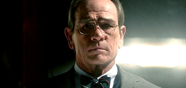 Veteranul actor premiat cu Oscar, Tommy Lee Jones