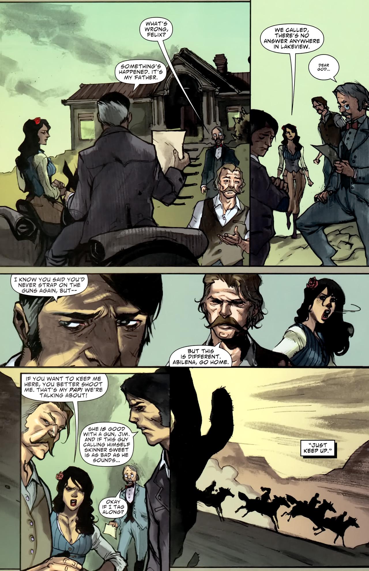 Read online American Vampire comic -  Issue #3 - 32
