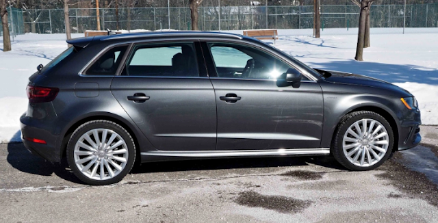 2018 Audi A3 e-tron Sportback Plug-In Hybrid Review