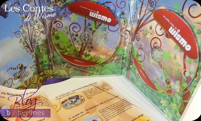 DVD Enfant - Les contes de Wismo