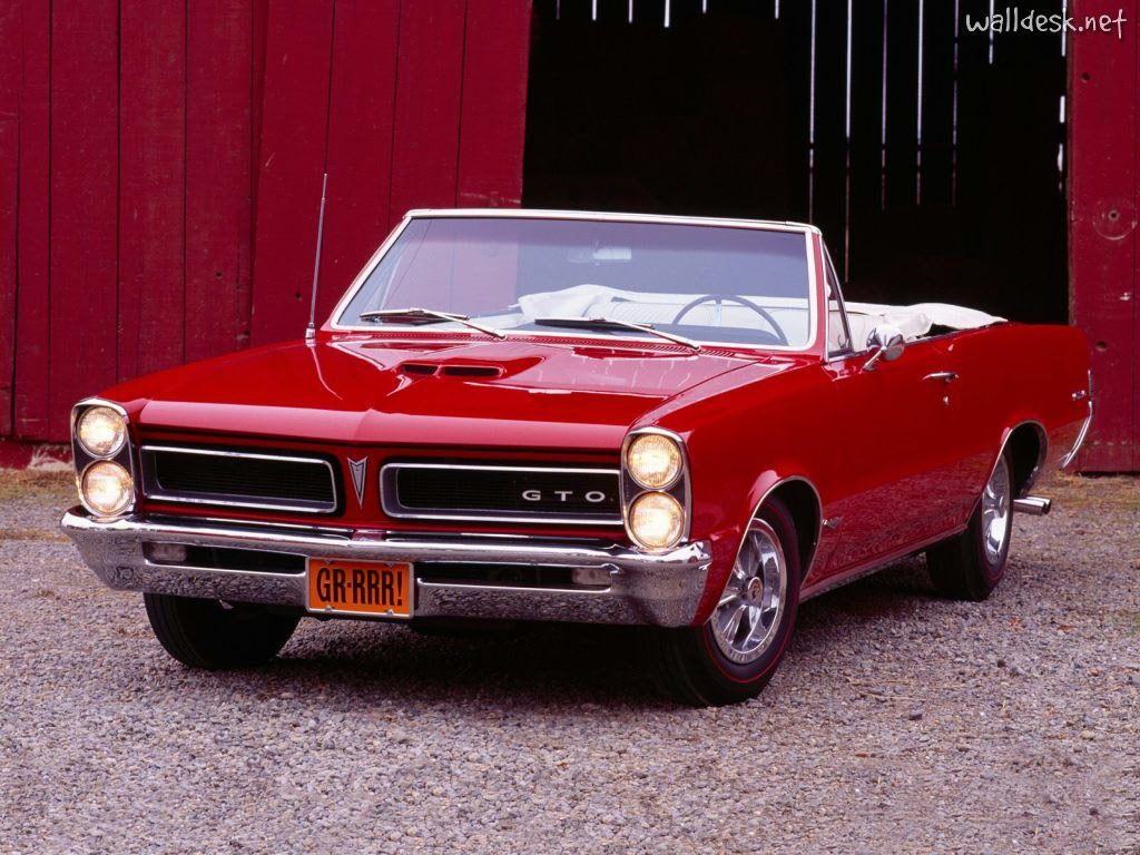 free review cars 1965 pontiac gto the legendary muscle cars. Black Bedroom Furniture Sets. Home Design Ideas