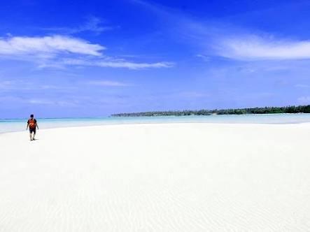 Foto keren pulau Masalembu