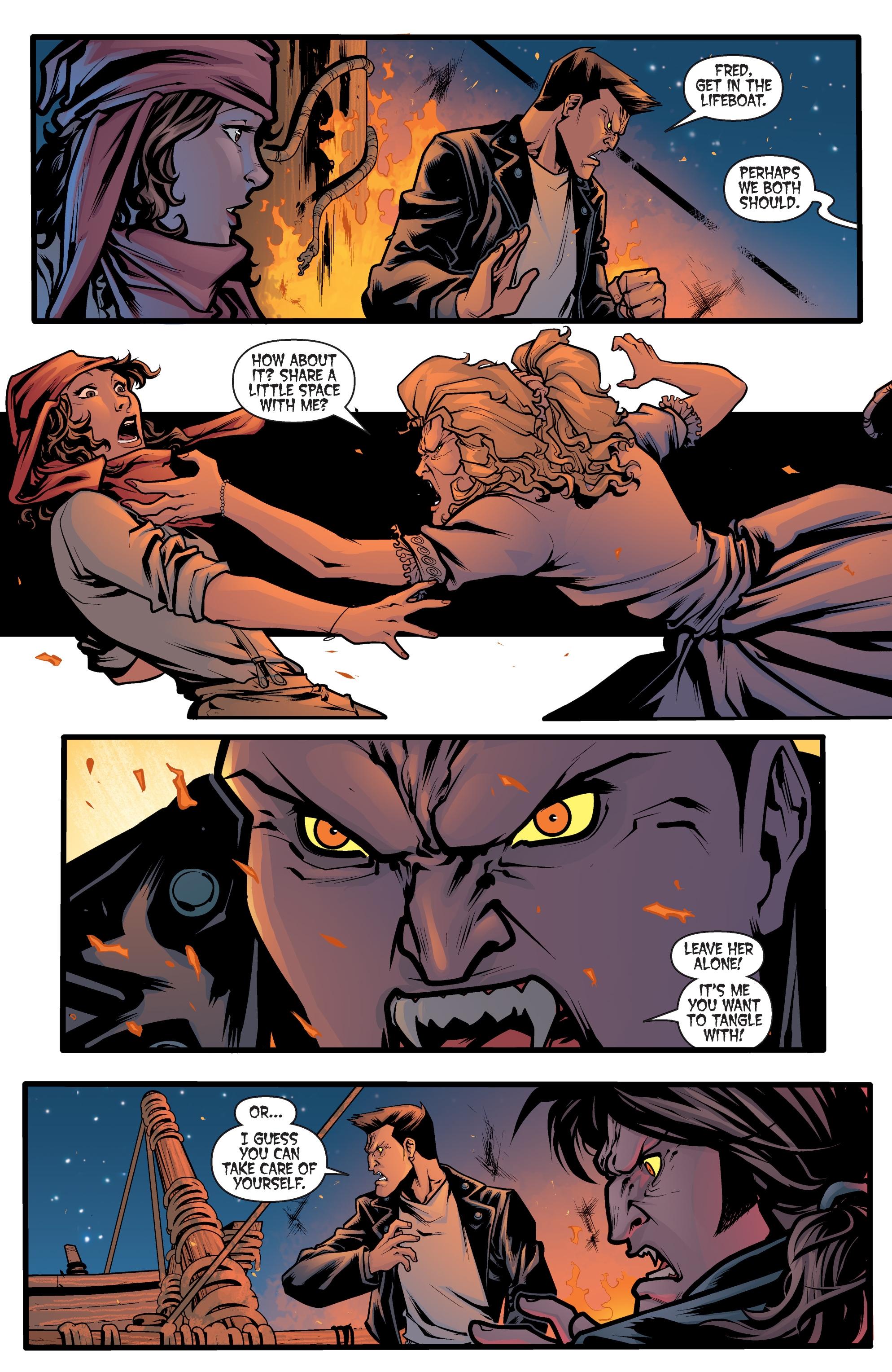 Read online Angel Season 11 comic -  Issue #6 - 24