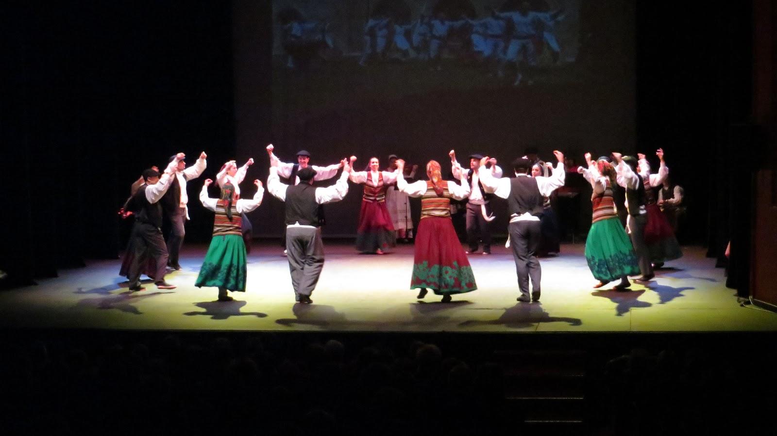 Festival de Ibarra-Kaldu en 2012