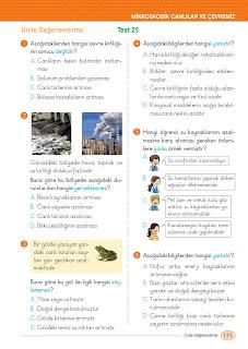 4. Sınıf Din Kültürü Ders Kitabı Cevapları İlke Yayınları Sayfa 135